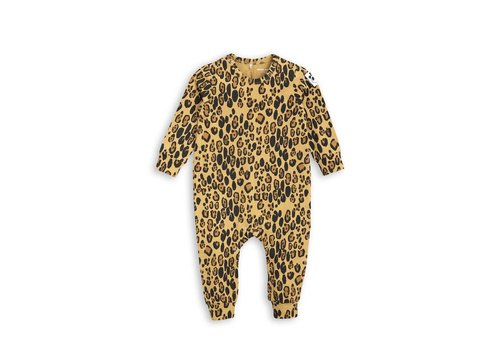 Mini Rodini Mini Rodini leopard jumpsuit