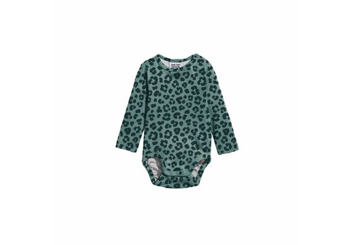 One day parade One day parade onesie leopard AOP