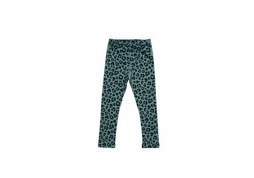 One day parade One day parade legging leopard AOP