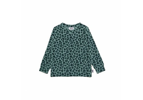 One day parade One day parade longsleeve leopard AOP
