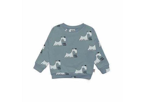 One day parade One day parade sweater scotty AOP