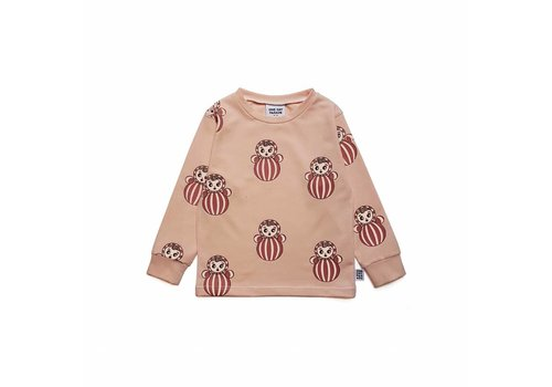 One day parade One day parade LS dolly AOP