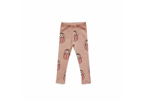 One day parade One day parade legging dolly AOP