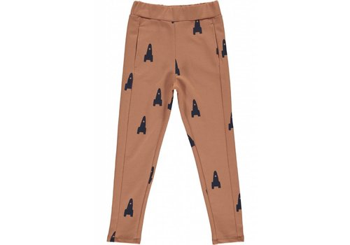 GRO Company GRO Company simple pants cognac