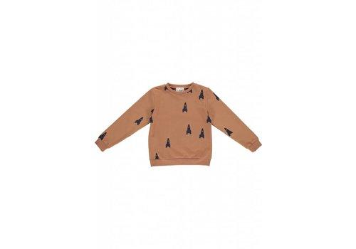 GRO Company GRO Company sweater cognac