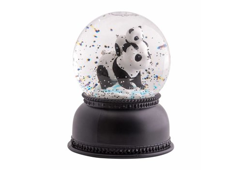 A little lovely company A little lovely company snowglobe light panda