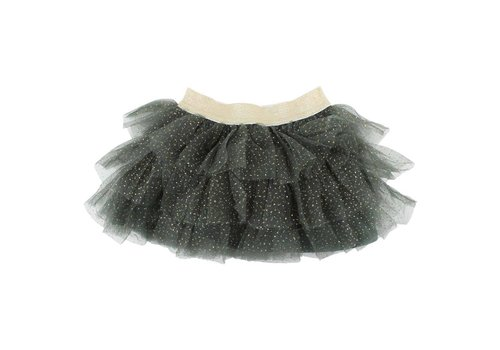 Enfant Enfant skirt horizon glitter duck green