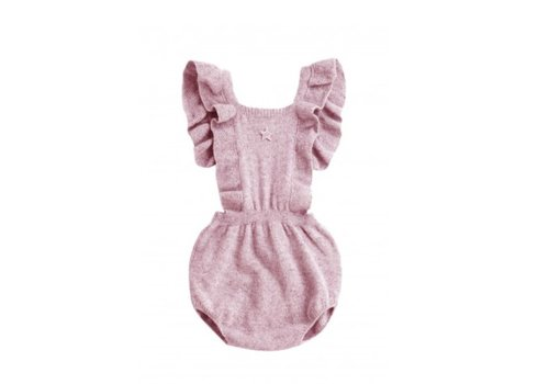 Tocoto vintage Tocoto vintage knitted body pink