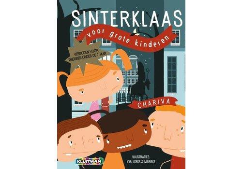 Boek 'Sinterklaas voor grote kinderen'