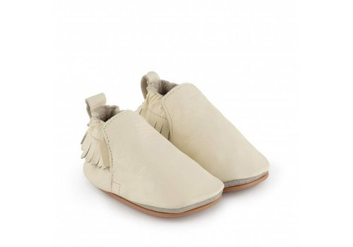 Boumy Boumy Bao Cream leather