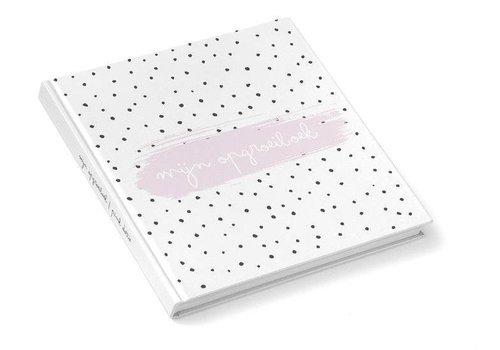 Kidooz Kidooz ' mijn opgroeiboek pink dotties'
