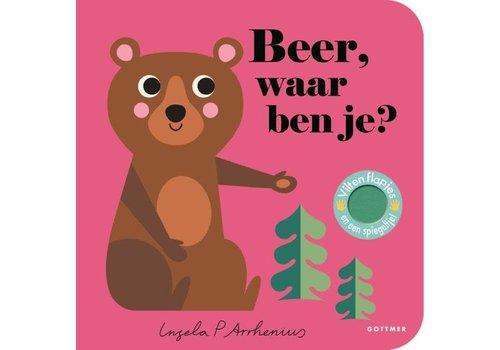 """Boek """" Beer waar ben je?"""""""