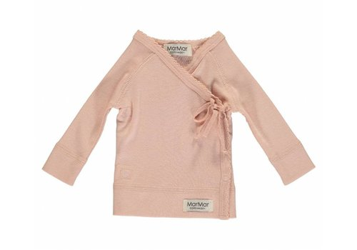 Mar Mar Copenhagen MarMar top wrap rose