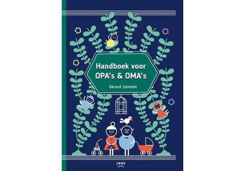Boek 'handboek voor opa's & oma's'