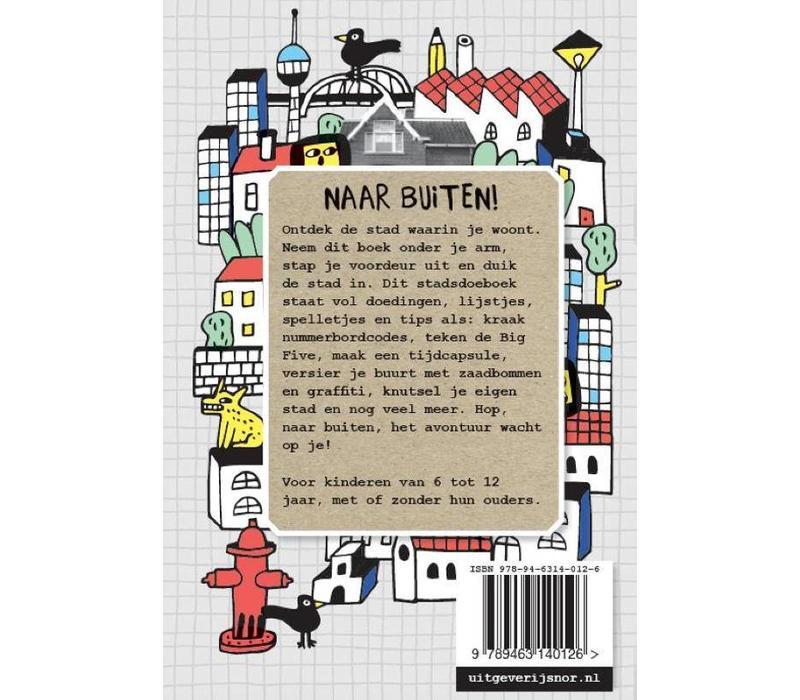 Boek 'ontdek je stad'