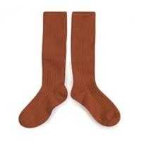 Collegien knee socks pain d'epice