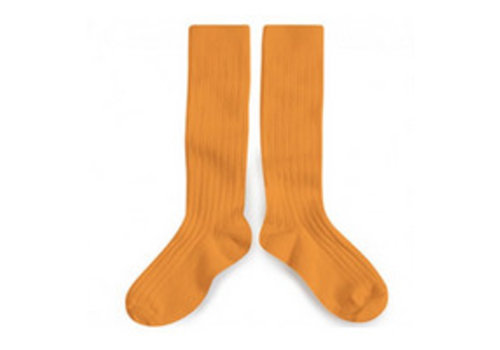 Collegien Collegien knee socks orange