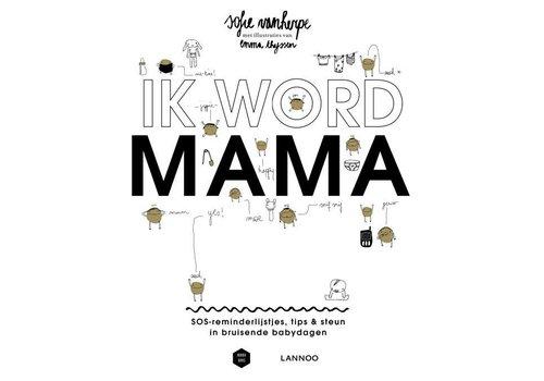 Boek 'ik word mama'