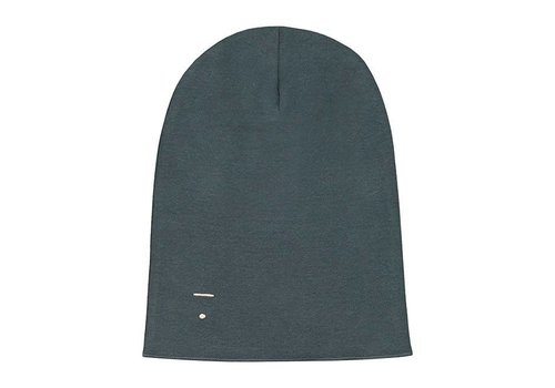 Gray label Gray Label beanie blue grey