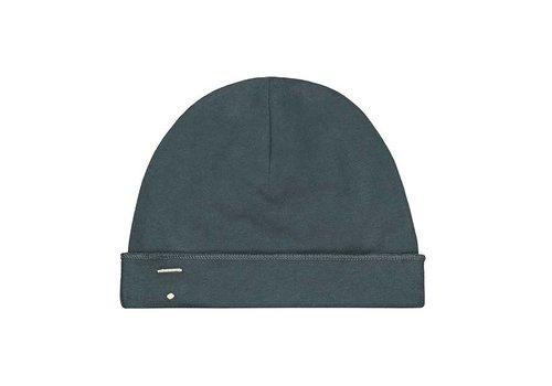 Gray label Gray Label baby beanie blue grey