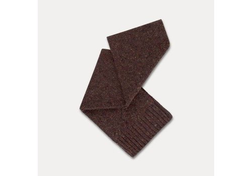 Repose AMS Repose ams knitted scarf pecan marble