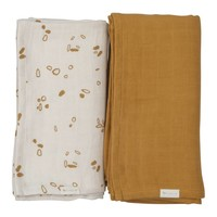 Fabelab swaddle woodland path