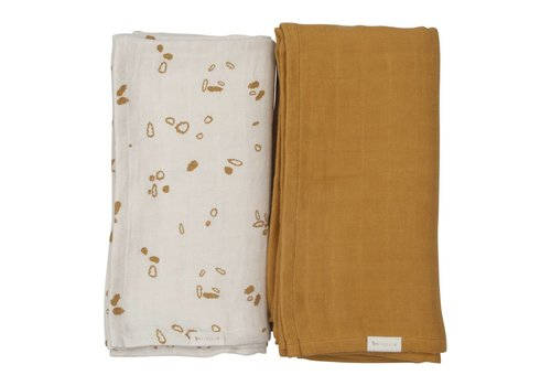 Fabelab Fabelab swaddle woodland path