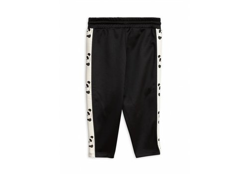 Mini Rodini Mini Rodini panda pants black