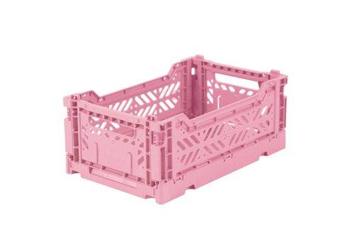 Ay-Kasa Ay-Kasa folding crate mini baby pink