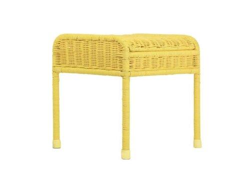 Olli Ella Olli Ella storie stool yellow