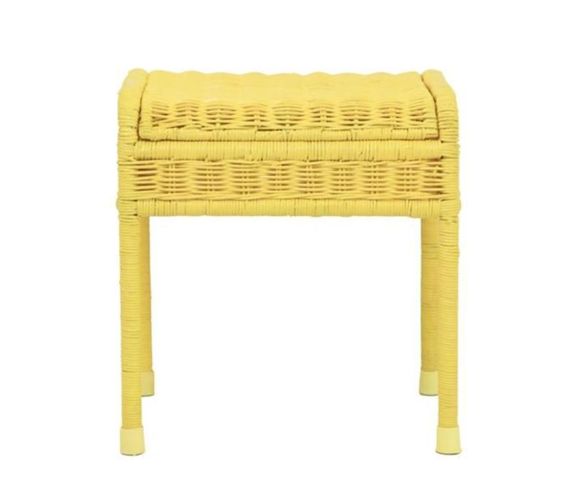 Olli Ella storie stool yellow