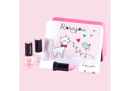 Rosajou Rosajou gift set cat