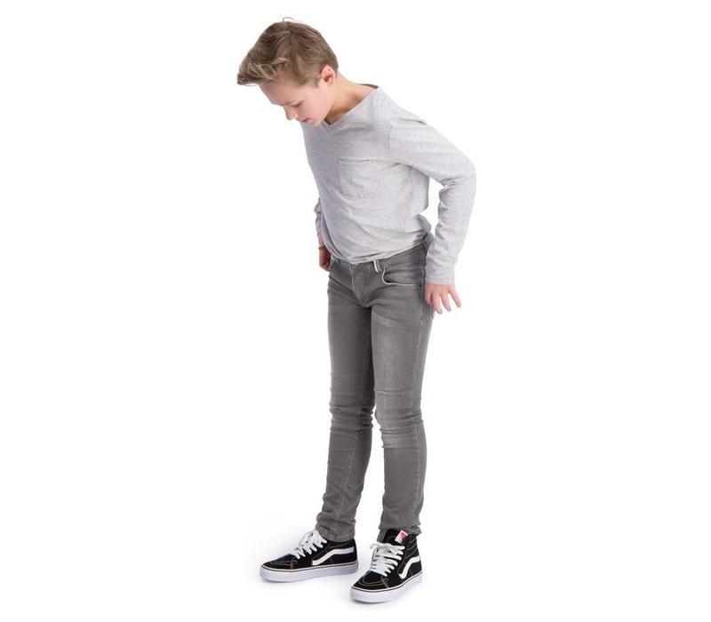 Boof jeans fire fly grey
