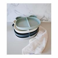 Liewood multi plate panda dusty mint