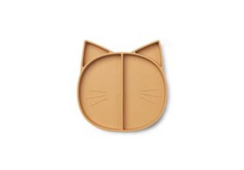Liewood Liewood multi plate cat mustard