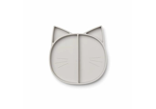 Liewood Liewood multi plate cat dumbo grey