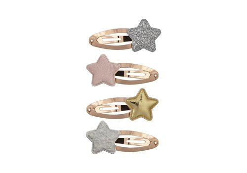 Mimi & Lula Mimi & Lula hairclips star metallic