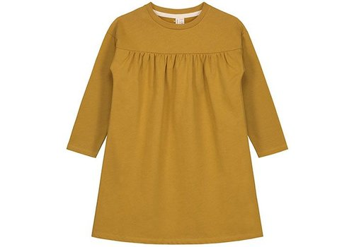 Gray label Gray Label pleated dress mustard