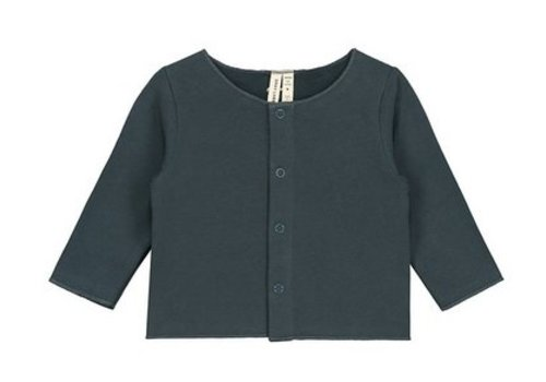 Gray label Gray Label baby cardigan grey