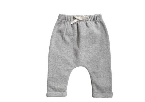 Gray label Gray Label baby pants grey melange