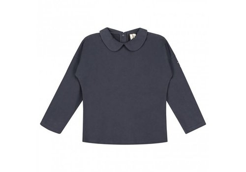 Gray label Gray Label Collar longsleeve dark blue