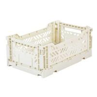 Folding crate mini coconut milk