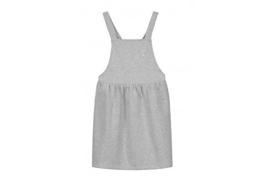 Gray label Gray Label salopette dress grey melange