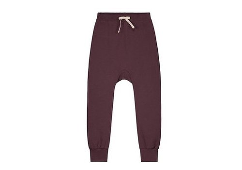 Gray label Gray Label baggy pants seamless plum