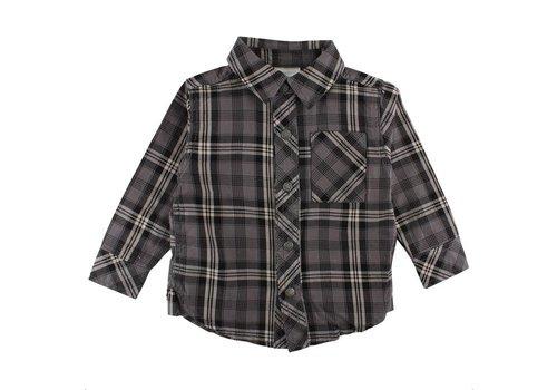 Enfant Enfant blouse grijs geruit