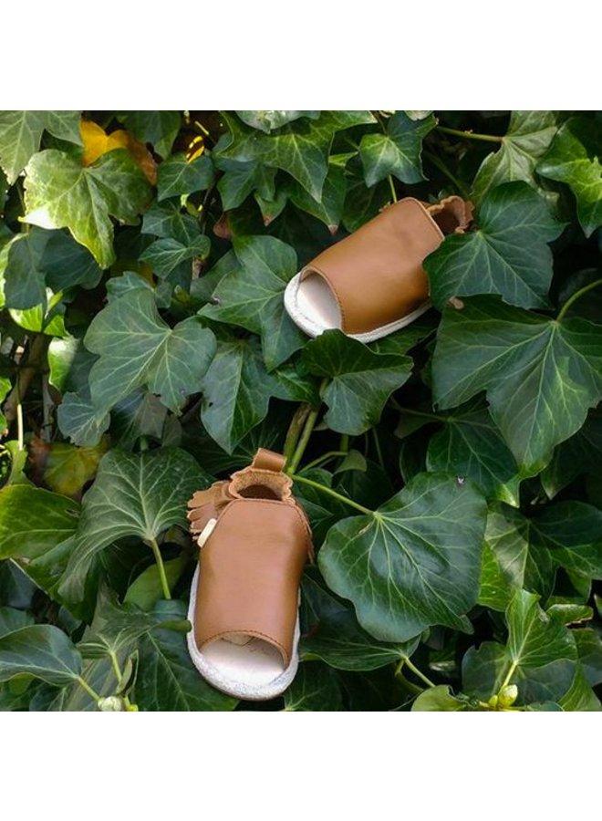 Boumy Noa Cognac leather