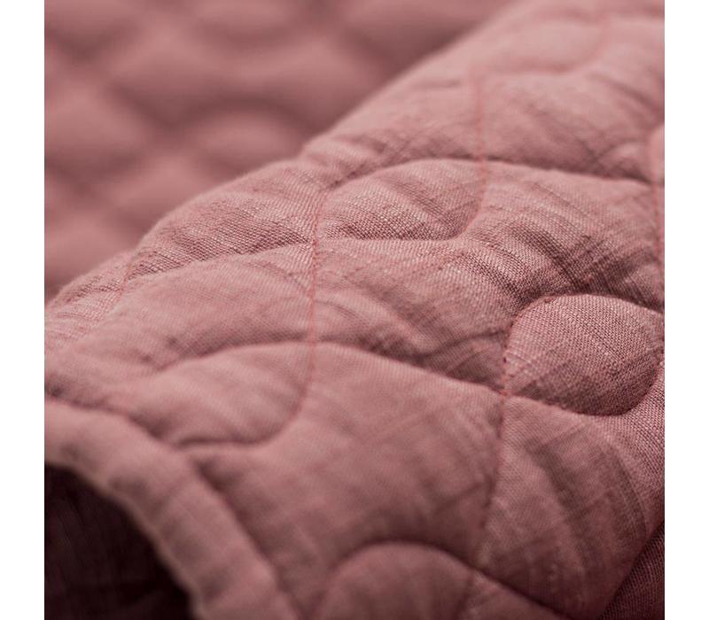 Sebra aankleedkussen roze