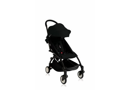 Babyzen Babyzen YOYO 6+ buggy - color pack black