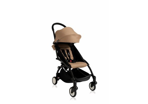 Babyzen Babyzen YOYO 6+ buggy - color pack taupe
