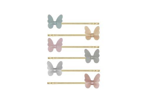 Mimi & Lula Mimi & Lula haar schuifspeldjes vlinder